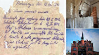 Polonya'da tren garında şişeye gizlenmiş İkinci Dünya Savaşı'na ait mektup bulundu: Bu kağıt parçasını kim bulursa...