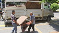 CHP'li belediye başkanıın makam odası borcundan dolayı haczedildi