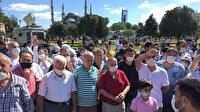Danıştay'ın Ayasofya kararı sonrası vatandaşlar toplanmaya başlandı