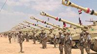 Darbeci Sisi Türkiye'ye meydan okuyor: Hafter'e destek için Libya sınırında tatbikat başlattılar