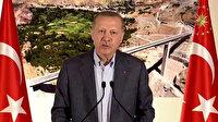 Cumhurbaşkanı Erdoğan'dan Ayasofya çıkışı: Kimin ne dediğine değil, milletimizin isteğine bakarak ibadete açtık