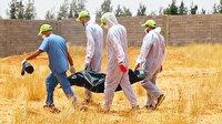 Libya'daki toplu mezarlara UCM'den inceleme