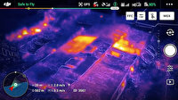 Orman yangınlarına karşı 'Termal Dronelar' iş başında