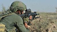 Pençe-Kaplan Operasyonu bölgesinde PKK'lı 3 terörist etkisiz hale getirildi