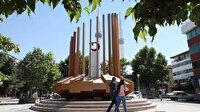 Etimesgut Belediyesi'nden 15 Temmuz Demokrasi Şehitleri Anıtı