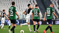 Ronaldo Juventus'u ipten aldı: İşte Juventus-Atalanta maç özeti