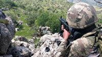 Suriye'de yakalanan PKK'lı terörist sivilleri hedef aldıklarını itiraf etti