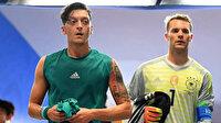 Neuer'in Bosna hakkında ırkçı şarkı söylemesi Almanya'yı karıştırdı: Akıllara Mesut Özil geldi