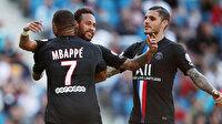 PSG hazırlık maçında Le Havre'ye acımadı: 9-0