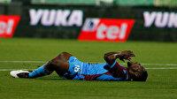 Trabzonspor şampiyonluk yolunda yara aldı
