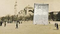 İngiliz işgal kuvvetinin 1919'daki Ayasofya raporu: Türkler tekrar kilise olmasın diye camiye 200 asker yerleştirmiş