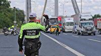 İstanbul'da 15 Temmuz etkinlikleri sebebiyle bazı yollar trafiğe kapatılacak