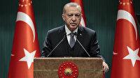 Cumhurbaşkanı Erdoğan: Ayasofya ile ilgili geçmişte yapılan bir yanlışı bugün biz düzeltiyoruz