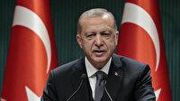 Cumhurbaşkanı Erdoğan:  Bu saldırı Ermenistan'ın çapını aşan bir hadise