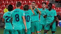 Real Madrid şampiyonluğa koşuyor (ÖZET)