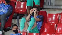 Real Madrid'de Gareth Bale tribünde gösterilerine devam ediyor
