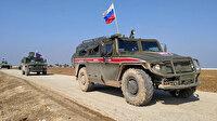 M4 karayolunda Rus araçlarının geçişi sırasında bomba yüklü araçla saldırdılar