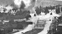 Ateşkese bomba: Türk-Rus ortak devriyesinde bombalı araç patlatıldı