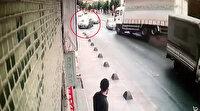 Bağcılar kaymakamının kamyon dehşetinde ölümden döndüğü ortaya çıktı