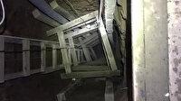 Evin salonunda 3 ayda 21 metre kuyu kazdılar: Polis suçüstü yakaladı