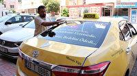 Mersin'de 15 Temmuz kahramanlarının ailelerine ücretsiz taksi hizmeti: İtin derdi et yiğidin derdi devlet