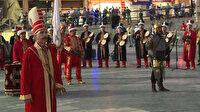 Jandarma Mehteran Birliği 15 Temmuz'a özel konser düzenledi