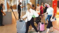 Turizm Ruslarla canlanacak: Sezonun bitimine 1,5 ay kala Rusya ile uçuşlar başladı