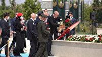 Cumhurbaşkanı Erdoğan 15 Temmuz Şehitler Anıtı'nı ziyaret etti