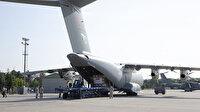 Türkiye bir ülkeye daha şifa olacak: Venezuela'ya uçak dolusu tıbbi malzeme
