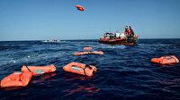 AB'nin son haysiyet parçası da boğuldu: Akdeniz'de ölen adamın cesedi günlerdir denizde sürükleniyor