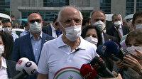 İstanbul Barosu Başkanı Durakoğlu terör örgütü DHKP-C  üyesi Ünsal ve Timtik için çağrı yaptı