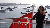 Türkiye'nin ilk ve tek gençlik gemisinde dersler yeniden başladı