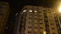 Korkusu bile yetti: İzmirli vatandaş depremde paniğe kapılıp yedinci kattan atladı