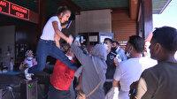 Eminönü İskelesi'nde bir vatandaşa uçan tekme atmıştı: O kadına soruşturma