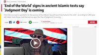 İngiliz medyasından Kur'an-ı Kerim ve hadislerle 'kıyamet' uyarısı: Koronavirüs salgını en büyük alâmetlerden biri