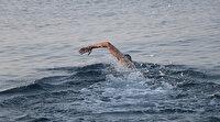 Kıbrıs Barış Harekatı'nın yıl dönümü için 90 kilometre kulaç atacaklar: Bugün suya atladılar yarın varacaklar