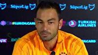 Galatasaray'da bir dönem kapandı: Selçuk İnan futbola veda etti