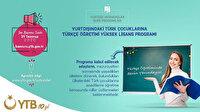 YTB'den yurt dışındaki vatandaşlara burs programları