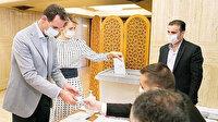 Beşşar Esed'ten trajikomik seçim: Göstermelik sandık için bile sarayından çıkamadı