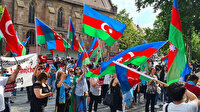 İtalya'da Ermenistan'ın saldırıları protesto edildi: Roma'dan sınırda nöbet tutan askerimize desteğimizi iletiyoruz