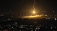 Esed rejiminden İsrail iddiası: Şam'a hava saldırısı düzenlediler