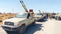 Sirte sevkiyatı: Libya ordusu kararlılık mesajı veriyor
