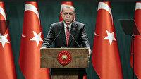 Hakkını söke söke alan ülke: Cumhurbaşkanı Erdoğan pek çok konuda mesaj verdi