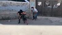 İşgalci İsrail güçleri 12 yaşındaki çocuğu sokak ortasında kaçırdı