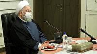 Bir tarafta ABD yaptırımları diğer tarafta ise koronavirüsün yaşandığı İran'da cumhurbaşkanı Ruhani: Halkımız çok ağır bir süreç geçiriyor