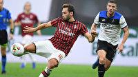 Hakan Çalhanoğlu'nun muhteşem golü Milan'a yetmedi (ÖZET)