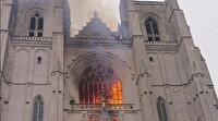 Fransa'daki Saint Pierre Katedrali'ni kundaklayan kişiden şaşırtan itiraf: Pişmanım