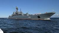 AB'den Rusya'nın Kırım'da savaş gemisi üretimine sert tepki