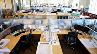New York'ta iş yerleri boşaldı: Ofise dönen çalışan sayısı yüzde 10'un altında