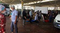 Gaziantep'te kurban derisi kavgası kanlı bitti